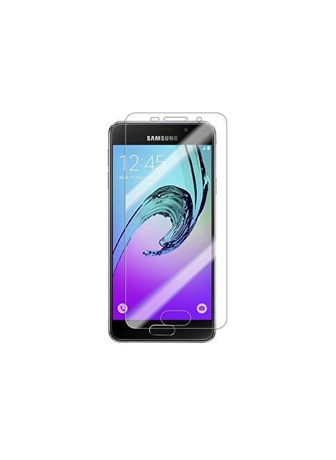 Screen Guard Galaxy A7 2016 Serisi Kırılmaz Cam Renksiz